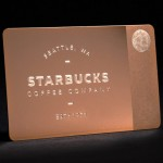 Craze for Starbucks' $450 Limited Edition Metal Card