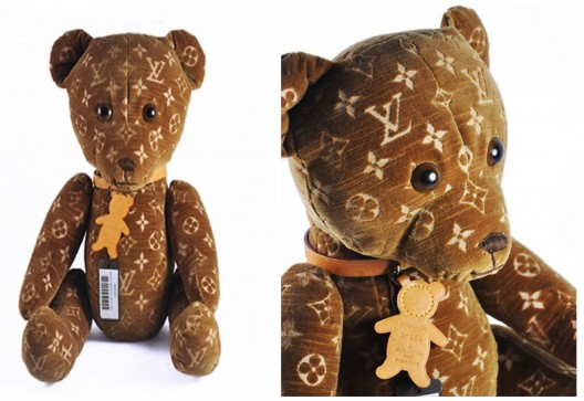The $9,000 Louis Vuitton Teddy Bear Is Available at Toy Tokyo NYC