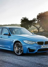 The All New BMW M3 Sedan And M4 Coupe