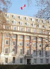 Canadian Diplomatic Mansion in London Sold for £305  Million