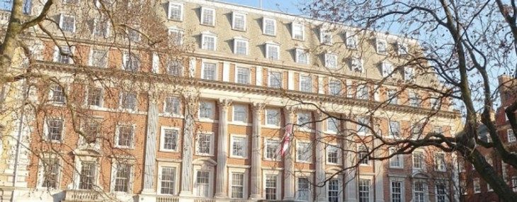 Canada sells London diplomatic mansion for $500M