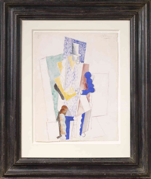 US man wins $1 million Picasso painting in online raffle