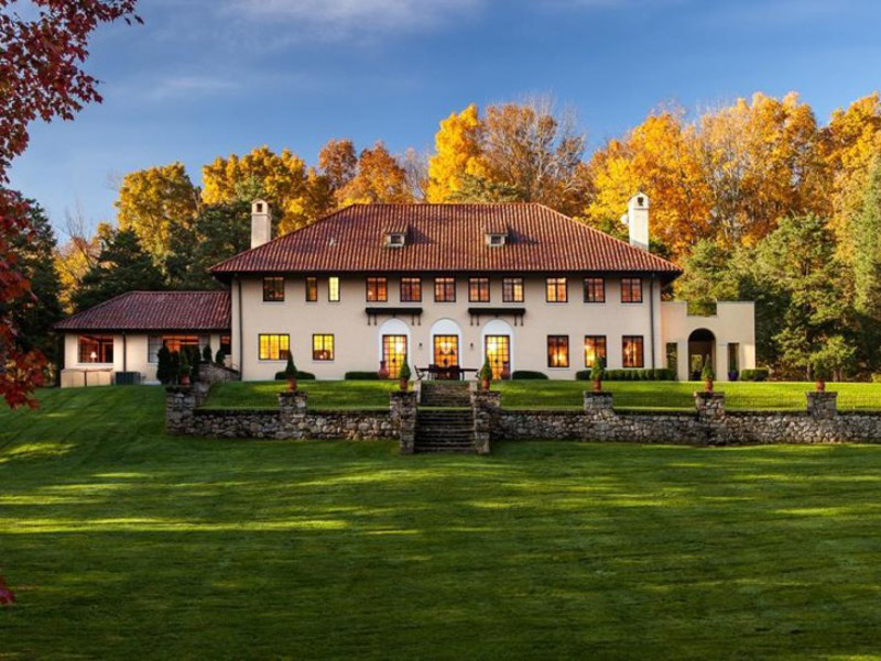 "Mark Twain's ""Stormfield"" Home Up For Sale – Yours For $4 Million"