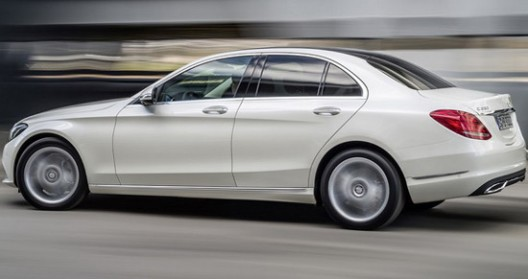 Mercedes C-Class (W205) will be officialy presented to the general public in January 2014