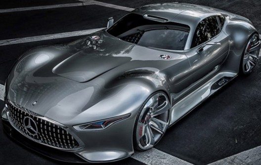 Mercedes AMG Vision Gran Turismo Goes Into Production