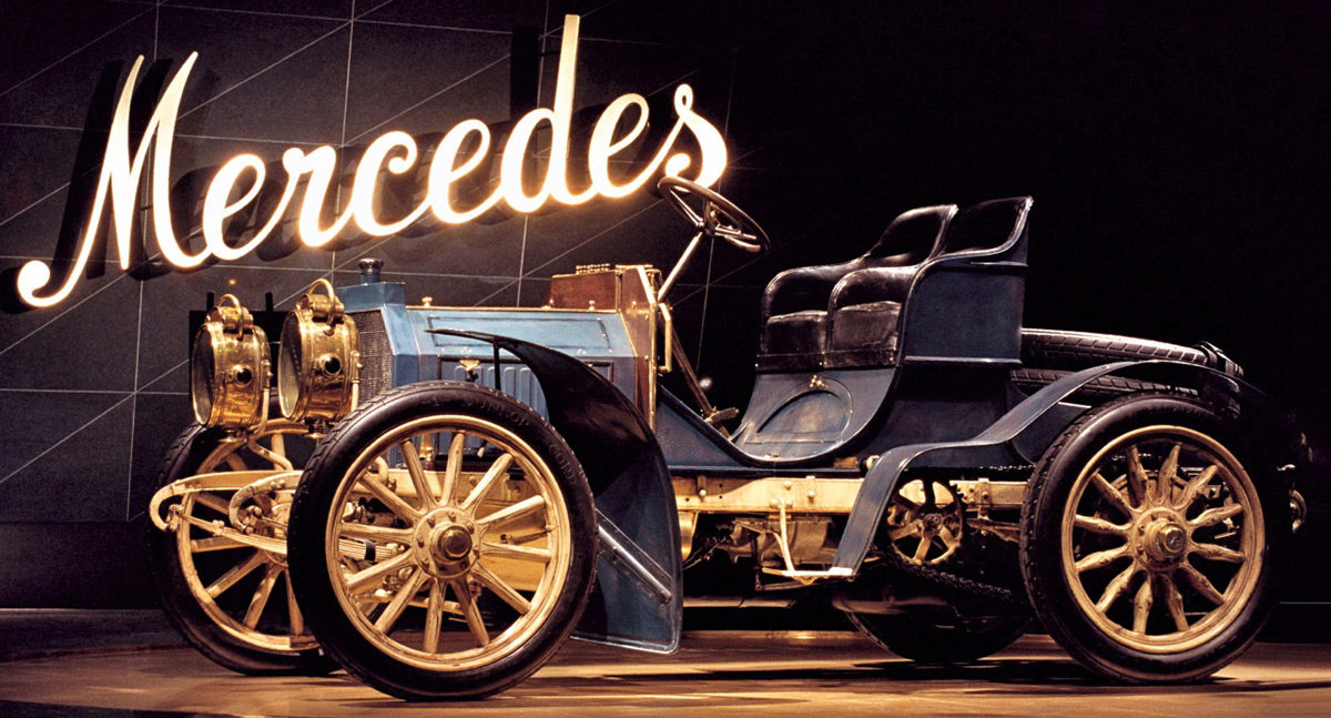 Mercedes Simplex From 1905 Has A New Owner Extravaganzi