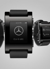 Mercedes Launches Car Monitoring Smart Watch