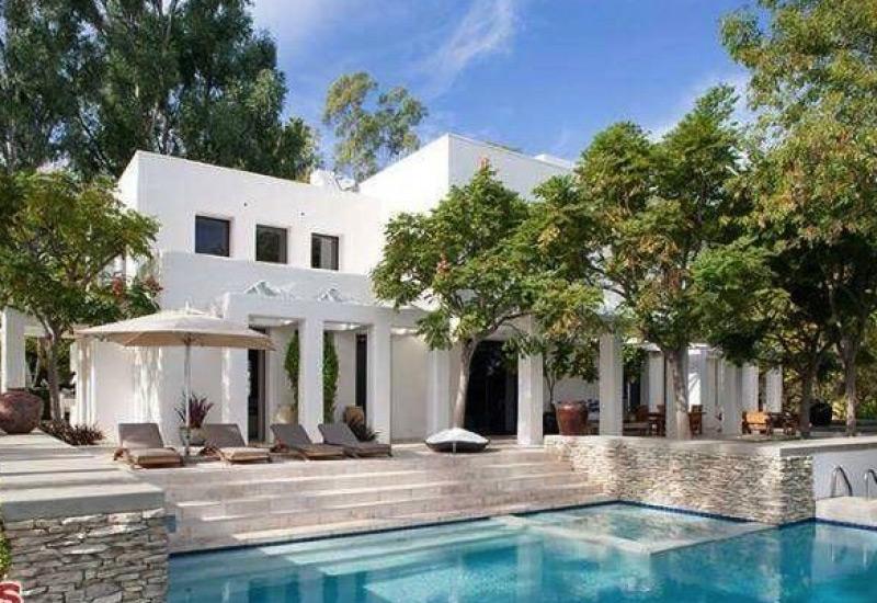 'Tranformers' director Michael Bay's $13.5 million Bel Air estate