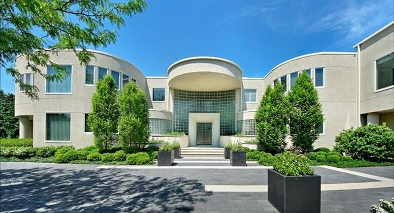 Michael Jordan's Chicago Mansion Fails to Sell at Auction