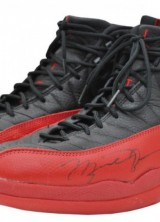 Michael Jordan's 'Flu Game' Nikes Sold for Record $104,765 at Auction
