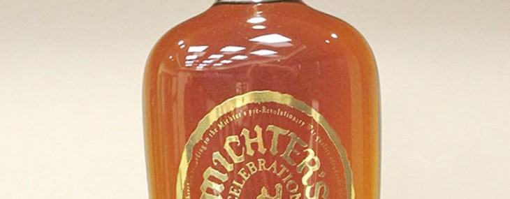 Michter's Celebration Sour Mash Whiskey sells at $4,000 a bottle