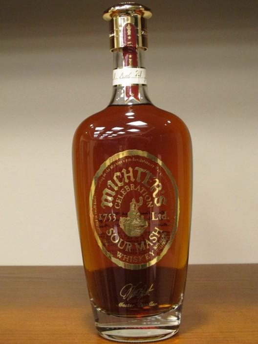 Michter's Celebration Sour Mash Whiskey sells at $4,000 a bottle