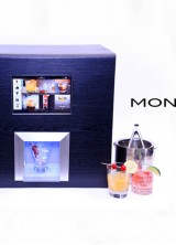 Monsieur – Intelligent Robotic Bartender Mixing 300 Cocktails in Your Home