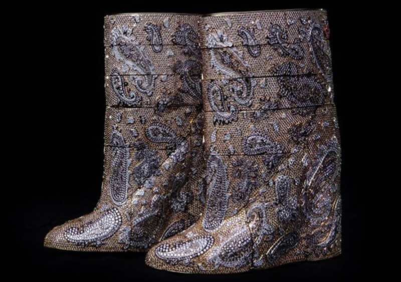 World S Most Expensive Boots Worth 3 1 Million Extravaganzi