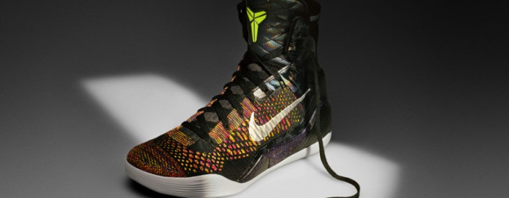 KOBE 9 Elite basketball shoes by Nike