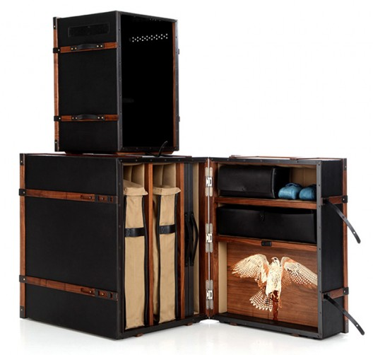 Bespoke Global Releases $150k Falconry Companion Collection For Neiman Marcus