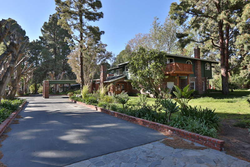 Actor Nick Nolte's $6 million Malibu estate