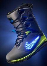 Light Show on the Snow Begins with New Nike's Lunarendor Quickstrike Snowboard Boots