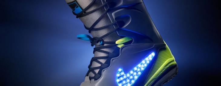 Flashy Lunarendor Quickstrike Snowboard Boots by Nike