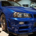 Nissan Skyline GT-R R34 Driven By Paul Walker On Sale