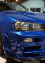 Nissan Skyline GT-R R34 Driven By Paul Walker On Sale
