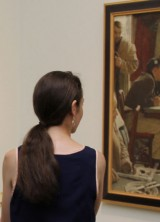 """Norman Rockwell's """"Saying Grace"""" Reached $46 Million at Auction"""