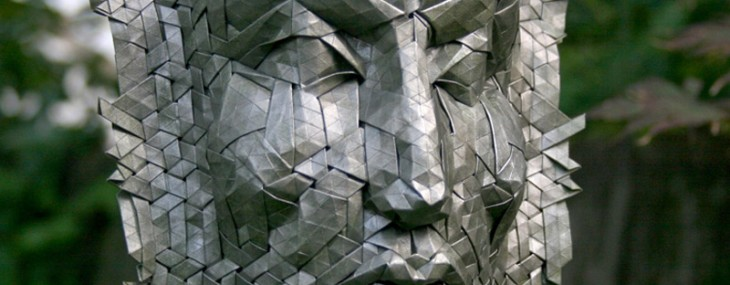 Origami Masks You Won't Believe Are Actually Paper