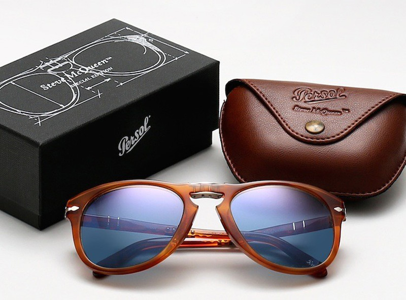 Persol Launches New Steve McQueen Limited Edition Sunglasses