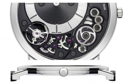 Piaget Altiplano 900P World's Thinnest Mechanical Wristwatch