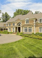 Elegant Architectural Masterpiece in Avenel, Potomac on sale for $4,395,000