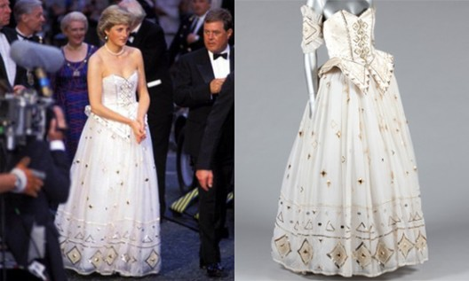 Princess Diana's dresses