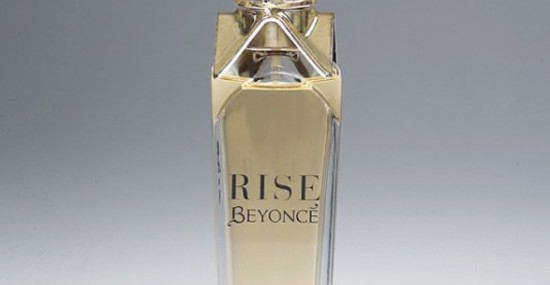 Beyoncé to release new perfume 'RISE' in February