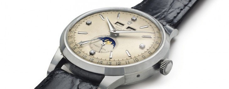 Ultra-Rare 1950 Sleeping Beauty Rolex Sells for Record-Breaking $1.14 Million at Christie's