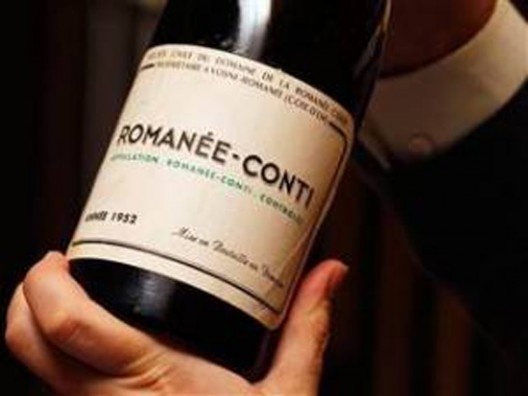 $39,700 bottle of wine sets record