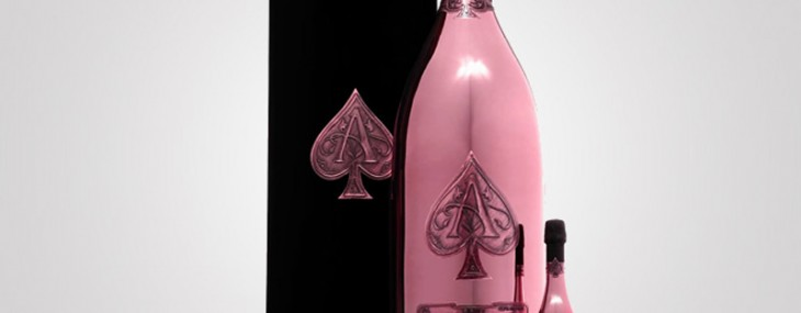 Armand de Brignac introduces the world's largest bottle of Rosé Champagne at $275,000