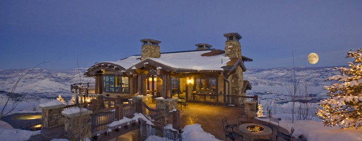 Resorts West Ski Dream Home