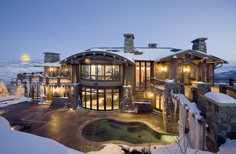 Ski Magazine Dream Home in Park City Utah on Sale for 21  : Ski Dream Home15 from www.extravaganzi.com size 800 x 523 jpeg 149kB