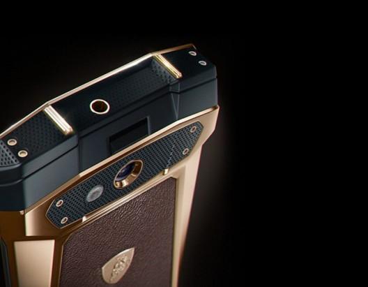 Lamborghini announces Antares a luxury smartphone running Android
