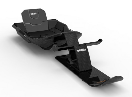 Snolo Stealth-X - Carbon-fiber Sled