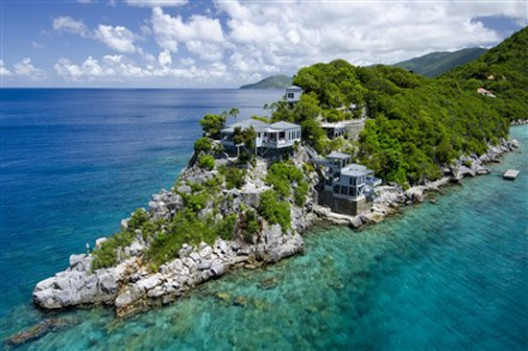 Steel Point Villa on Tortola, British Virgin Islands on Sale for $15 Million