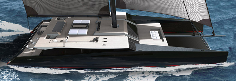 Sunreef Unveils High-Performance Sailing Catamaran