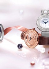 Jaquet Droz's The Lady 8 for Women Who Appreciate the Sensuality of Time