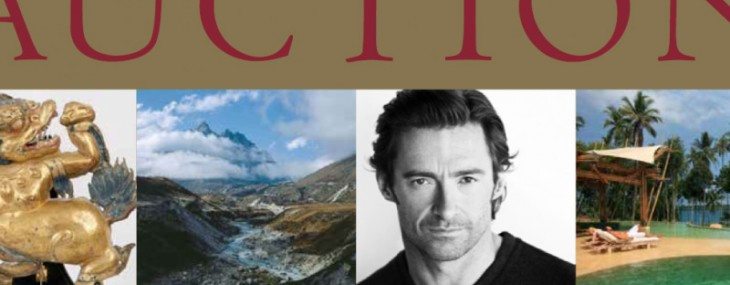 Uma Thurman, Hugh Jackman and More Up For Bid To Benefit Tibet House