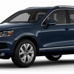 Volkswagen Touareg X On US Market