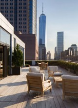 $39.5 Million Lavish Tribeca Penthouse with Unobstructed Hudson River Views