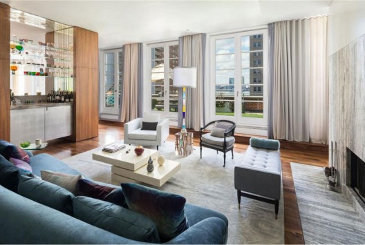Tastefully Decorated Tribeca Penthouse For Sale