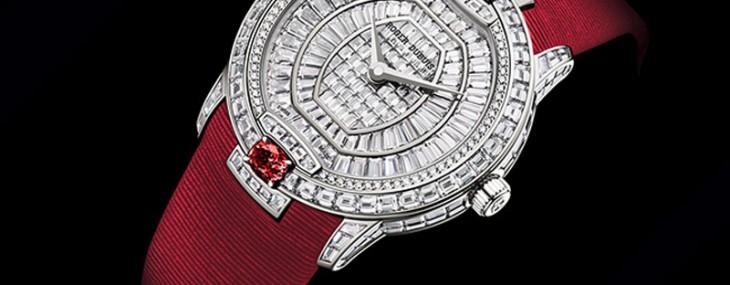 Roger Dubuis Velvet Haute Joaillerie Watch