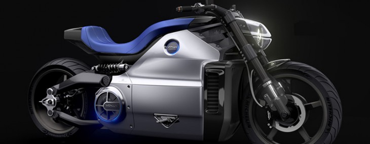 "Voxan Motors Unveils ""Most Powerful Electric Motorcycle In the World"""