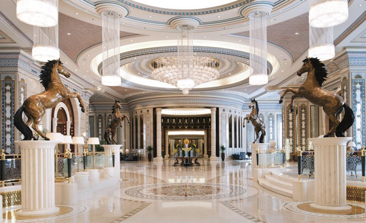 Worlds leading luxury brands will exhibit at ritz carlton for American home furniture riyadh
