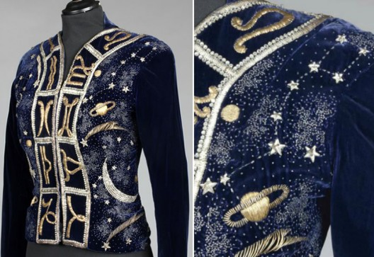 Zodiac Jacket By Elsa Schiaparelli Goes Under The Hammer For $180,000